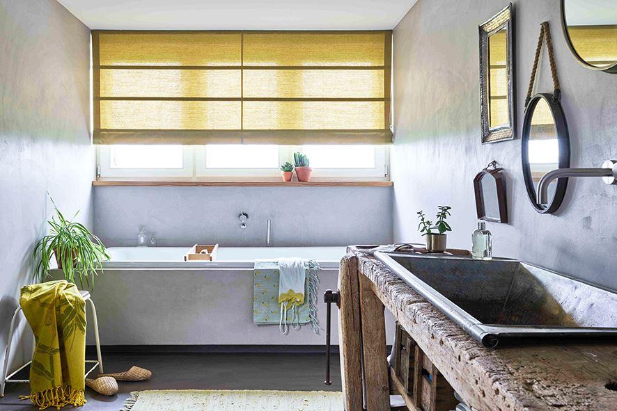 Beton Gietvloer Badkamer : Gietvloer uit de beton cire collectie ral